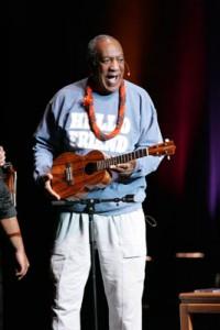 bill cosby ukulele