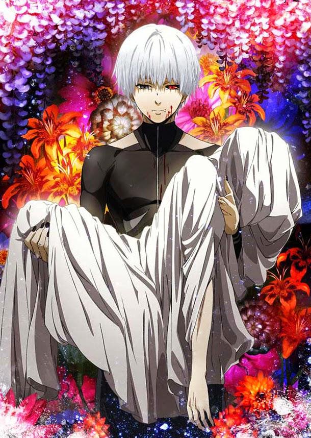 El 8 de enero se estrenará Tokyo Ghoul √A, la segunda temporada de Tokyo Ghoul