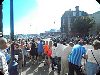 ramsgate harbour, ramsgate carnival
