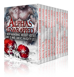SideBookCover Alphas Unwrapped! An Exciting New Set! Promotions