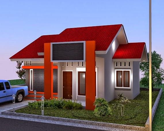 Bagi kamu yg mengharapkan rumah yg indah tapi tak mahal sepertinya desain rumah sederhana ini amat pas buat kamu. & Berbagai Design Rumah Sederhana ~ struktur rumah idaman