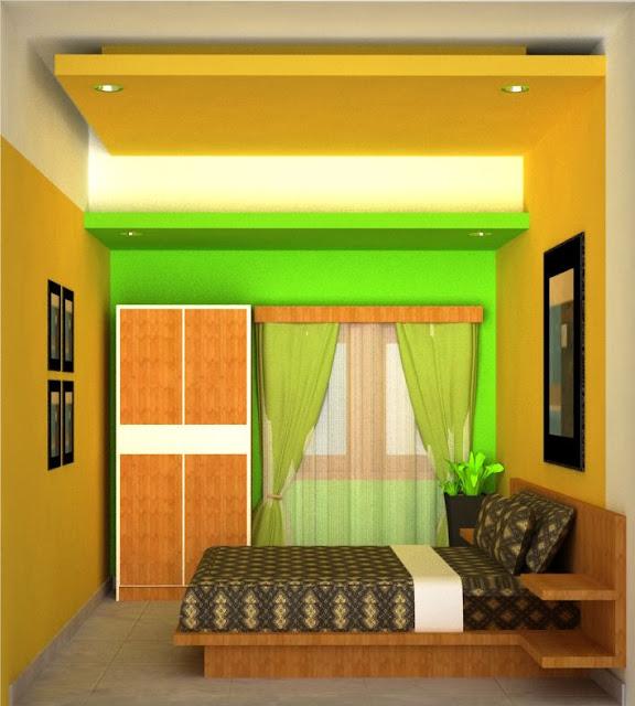 desain interior dan warna cat rumah minimalis