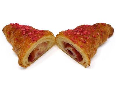 クロワッサン・フランボワーズ(Croissant framboise) | PAUL(ポール)