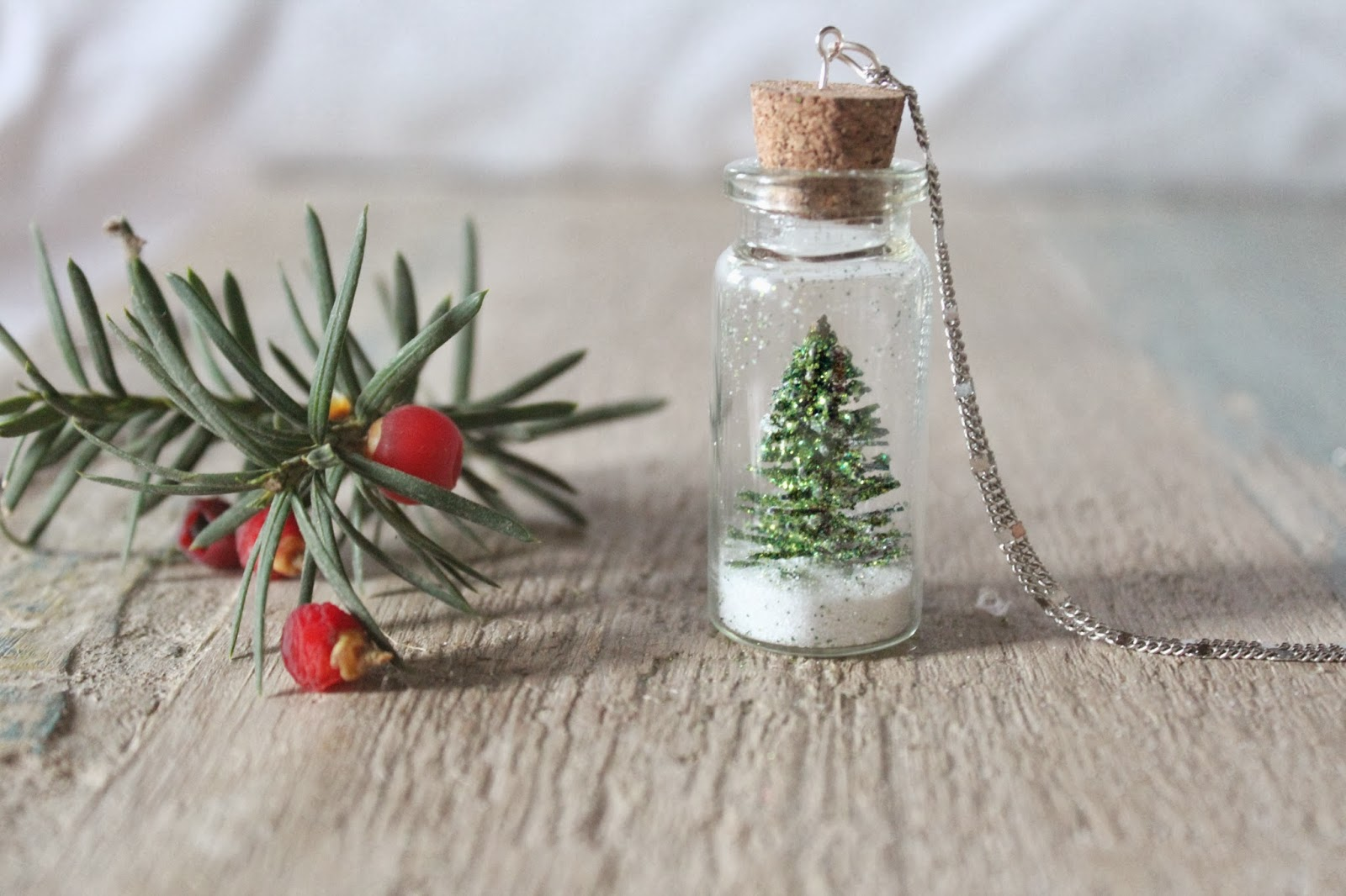 Theresa joy 365 days of pinterest day 26 diy christmas for Petit objet de decoration