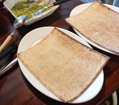 gluten free wraps
