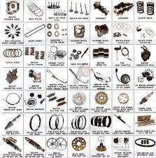 sparepart sepeda motor
