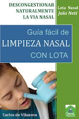 Limpieza Nasal con Lota