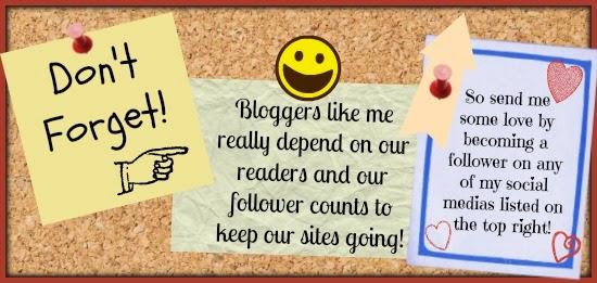 Follow Me on Social Media!