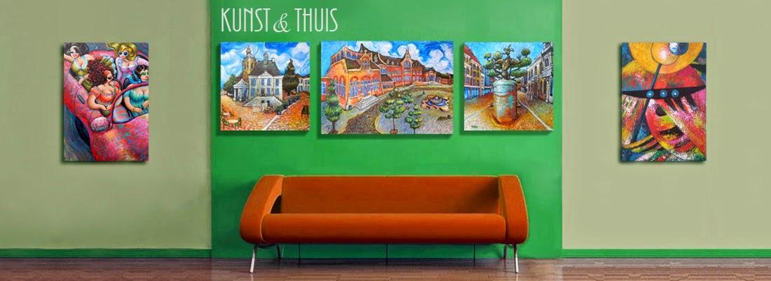 Kunst & Thuis