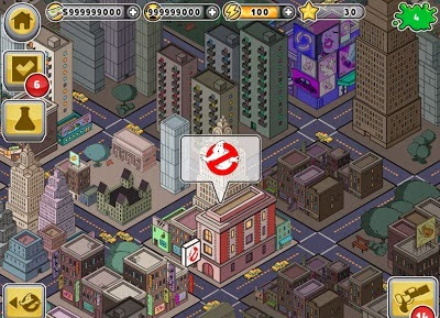 Ghost busters Game Hack