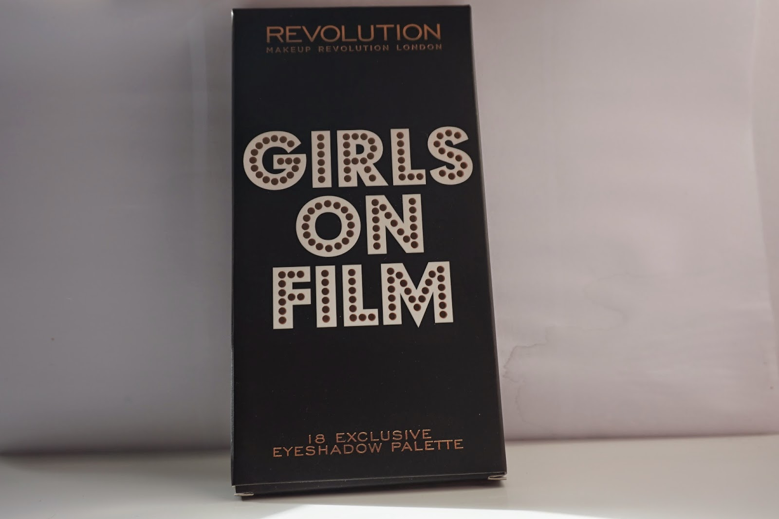Makeup Revolution Girls on Film- Dusty Foxes Beauty Blog