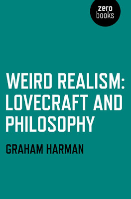 Weird Realism: Lovecraft and Philosophy, 2012, copertina