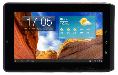 TABLET TREQ A10G DUO 3G-BT