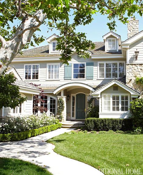 Made In Heaven An Elegant California Home