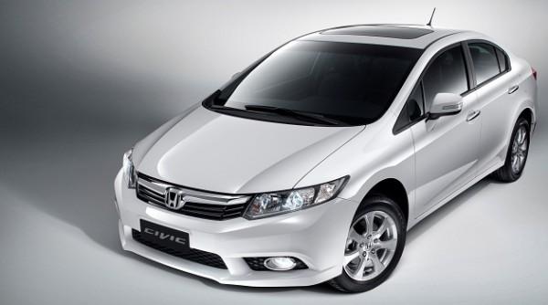 Lanzamiento del nuevo Honda Civic 2013 en Argentina