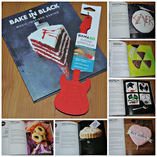 punk, rock, music, cakes, GBBO