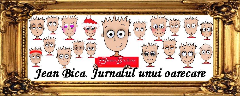 Jean Bica. Jurnalul unui oarecare