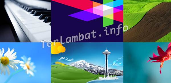 Wallpaper Windows 8 Keren Terbaru