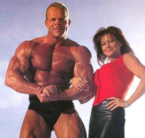 wrestler steroids killed his family