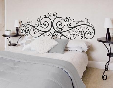 Jjsamplecmyk decoracion en vinilo cabeceros de cama for Vinilos cabeceros