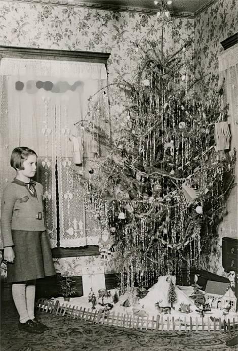 Vintage Clothing Love Vintage Christmas Trees 1930 39 S