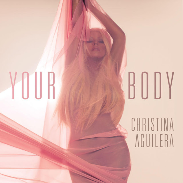 Christina Aguilera Your Body Single Cover
