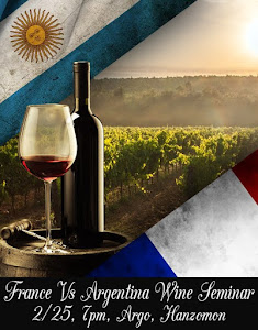 French Wine Vs Argentinian Wine Seminar