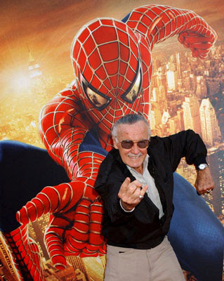 spiderman peliculas Stan Lee
