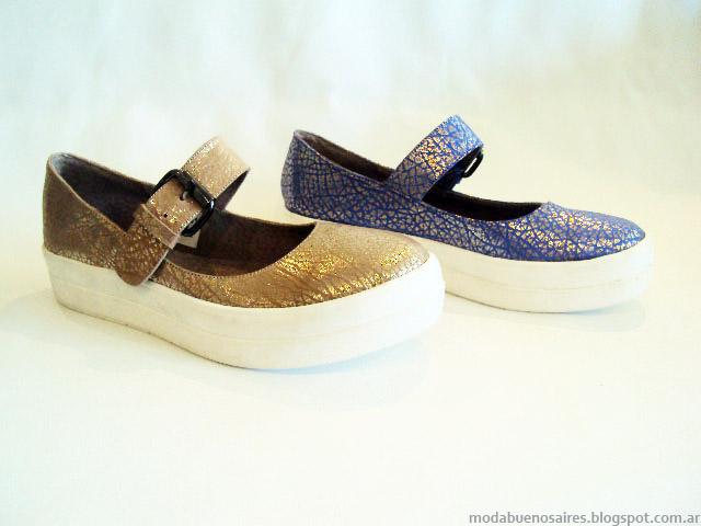 Guillerminas Panchas verano 2015. Moda zapatos, sandalias y zapatillas 2015.