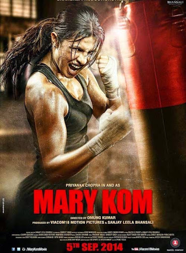 Mary Kom (2014) Movie Poster No. 1