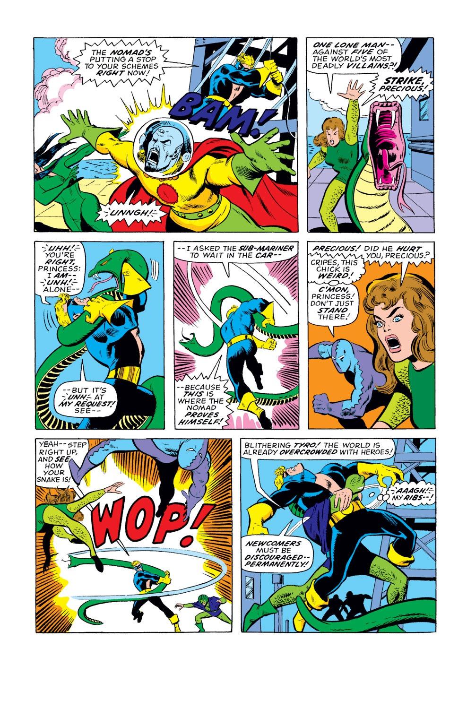 Captain America (1968) Issue #181 #95 - English 15