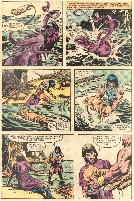 Conan the Barbarian (1970) Issue #136 #148 - English 21