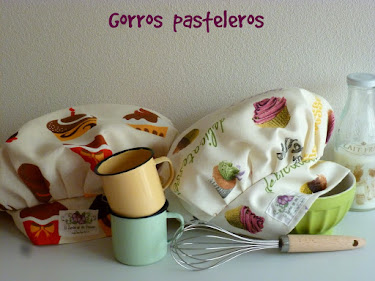 Gorros Pasteleros