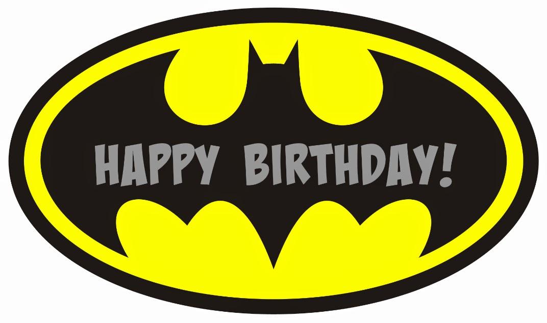 Domestic Charm Maxs Batman Party