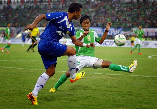 Prediksi Skor Persebaya Surabaya vs Persib 14 Oktober 2014
