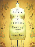 Cover of The Little Giant of Aberdeen County by Tiffany Baker