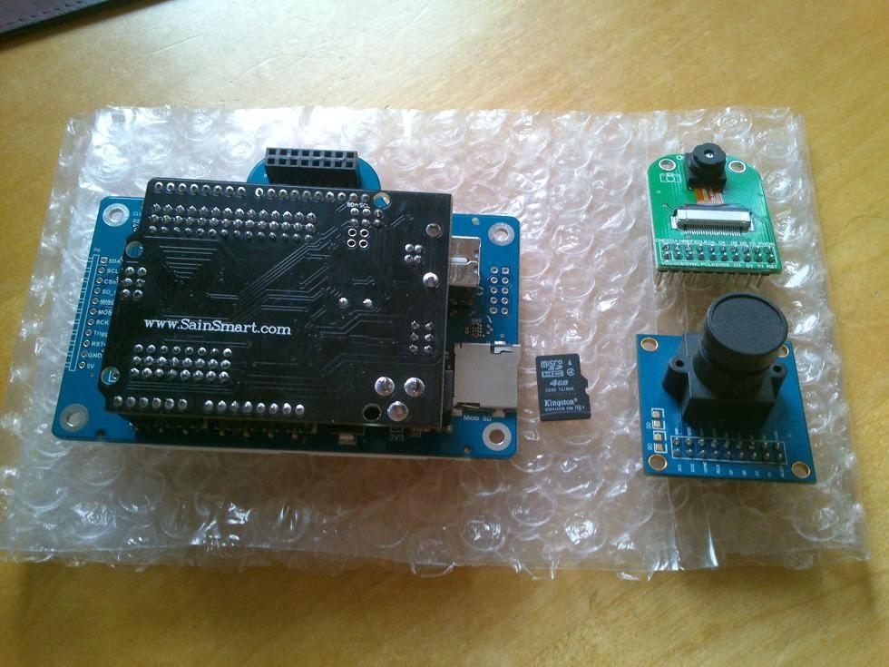 DIY Arduino Home Automation Microcontroller