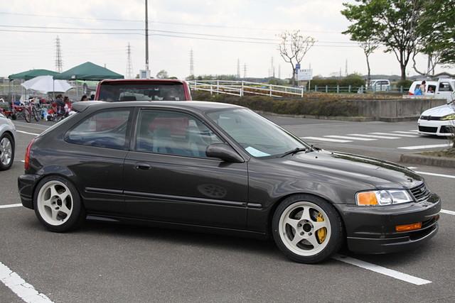 19. Honda Civic Domani / Acura EL / Isuzu Gemini ...