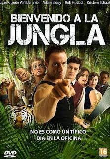 Pelicula Bienvenido a la jungla online gratis