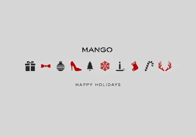 Christmas Mango 2013