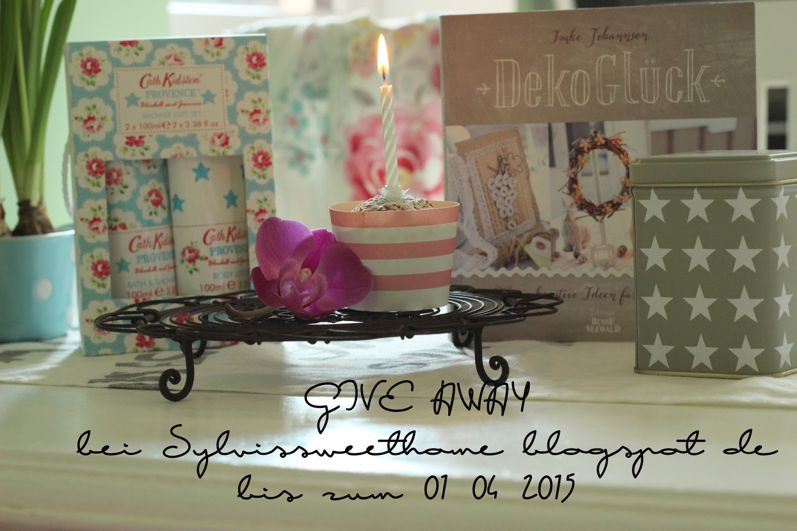 Giveaway bei Sylvis Sweet Home