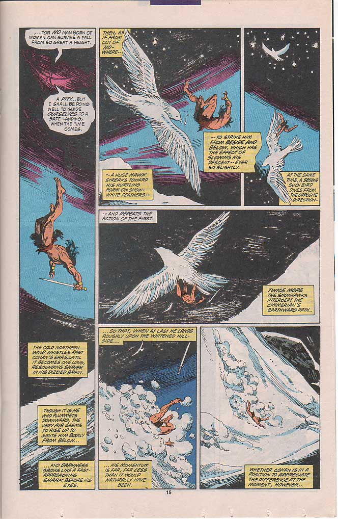 Conan the Barbarian (1970) Issue #258 #270 - English 12