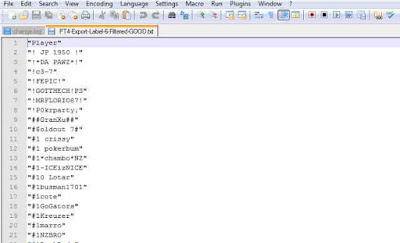 Download here  Notepad ++ which will allow you to easily copy / past / save XML files.