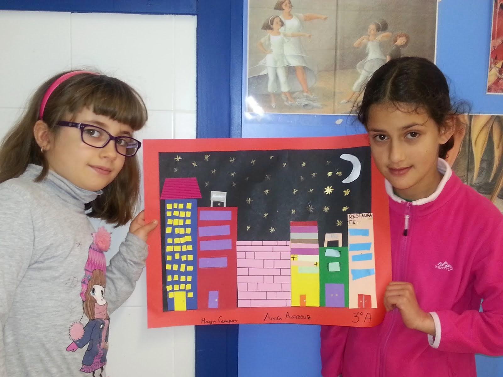 Maya y Amira
