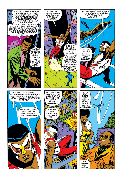 Captain America (1968) Issue #157 #71 - English 8
