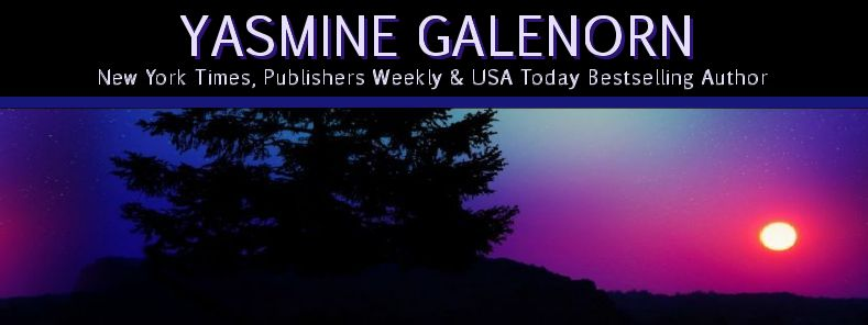 New York Times Bestselling Author Yasmine Galenorn's Caffeinated Ramblings