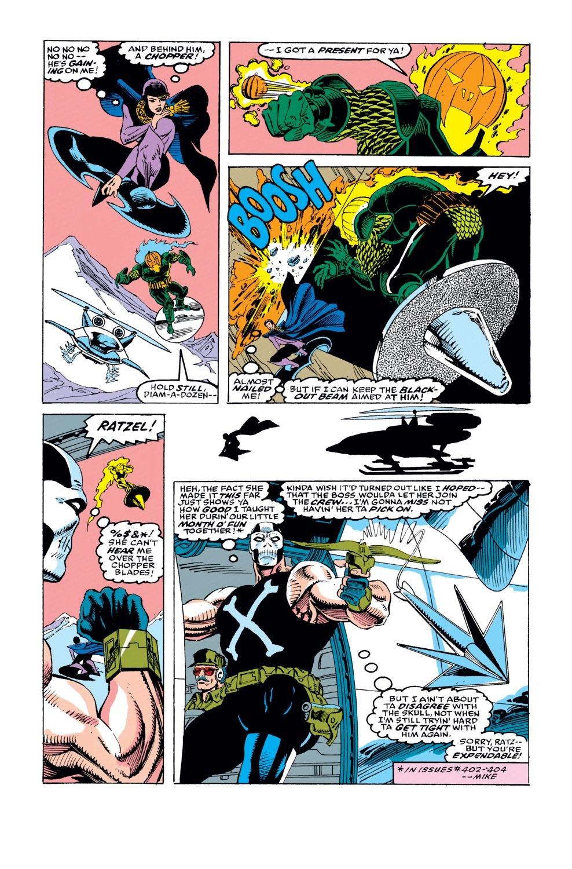 Captain America (1968) Issue #409 #358 - English 19