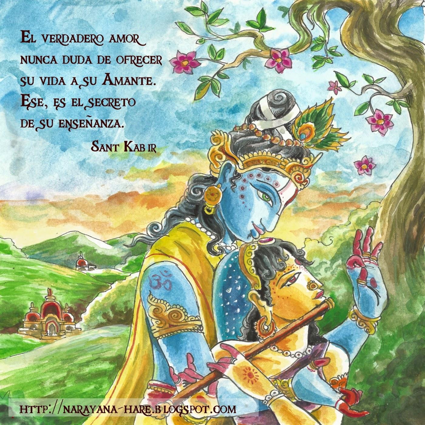 Frases De Krishna Hari Amor Verdadero