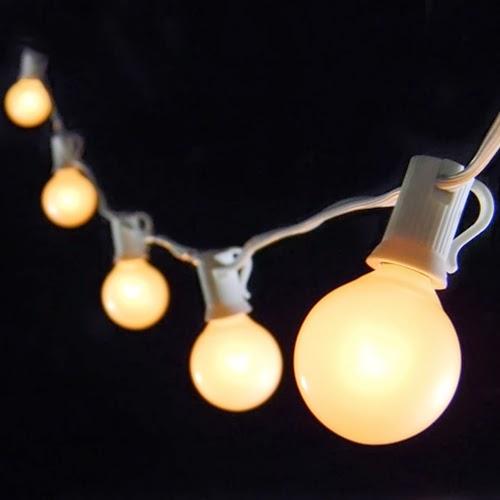 Lets stay edison string light pendants aloadofball Image collections