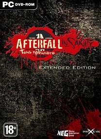 Afterfall Insanity PC Game Cover Afterfall InSanity Extended Edition Incl 2 DLC FTS